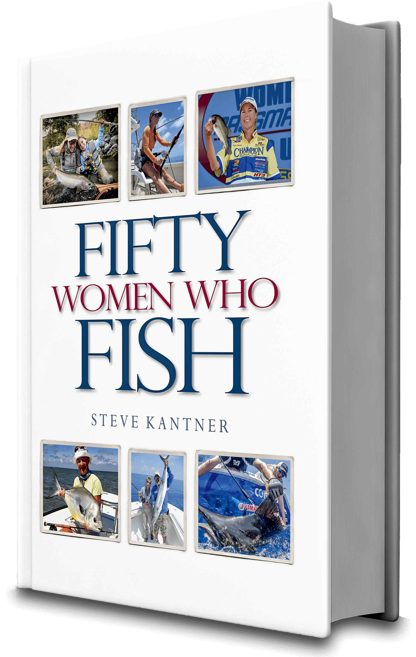 Why Women fish | Wild River Press